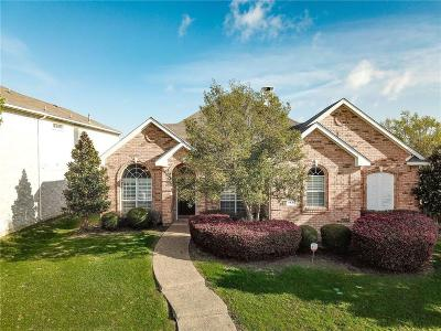 Allen Single Family Home Active Option Contract: 1437 Acadia Drive