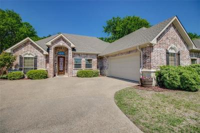 Ennis Single Family Home Active Option Contract: 810 Woodcrest Drive