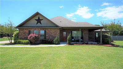 Kaufman Single Family Home Active Option Contract: 1121 Scattered Oaks Trail