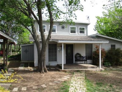 Weatherford Single Family Home For Sale: 5221 Veal Station Road