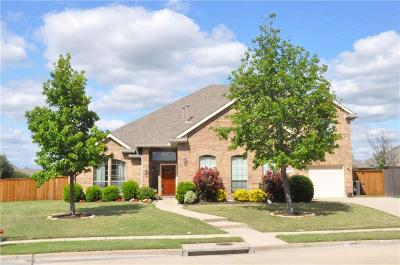 Forney Single Family Home For Sale: 1001 Pheasant Lane