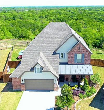 Fort Worth Single Family Home For Sale: 15648 Pioneer Bluff Trail
