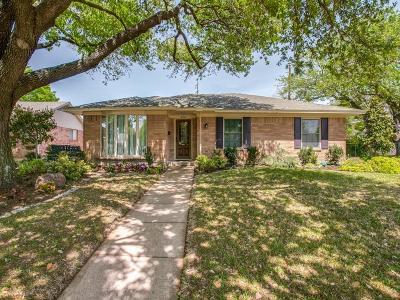 Richardson Single Family Home Active Option Contract: 904 Vinecrest Lane