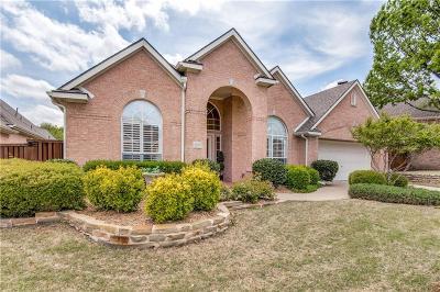 McKinney Single Family Home Active Option Contract: 5919 Bridge Point Drive