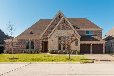 Colleyville Single Family Home For Sale: 605 Creekview Lane