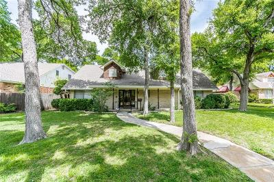 Garland Single Family Home For Sale: 3310 Ridgedale Drive