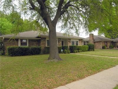 Richardson Single Family Home Active Option Contract: 605 Palomar Lane