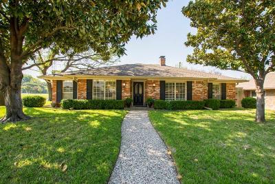 Dallas Single Family Home For Sale: 7446 La Manga Drive