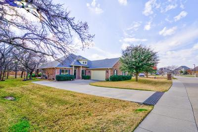 Sherman Single Family Home For Sale: 2920 Preston Club Drive