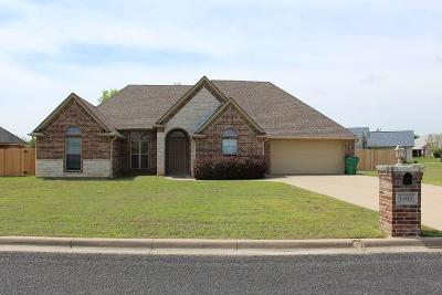 Stephenville Single Family Home For Sale: 1408 Glenwood Drive