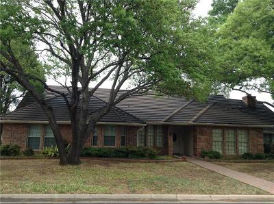 Abilene Single Family Home For Sale: 57 Glen Abbey Street