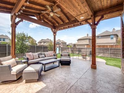 Frisco Single Family Home For Sale: 1022 Echo Bend Court