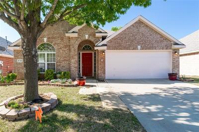 McKinney Single Family Home Active Option Contract: 9133 Manassas Ridge