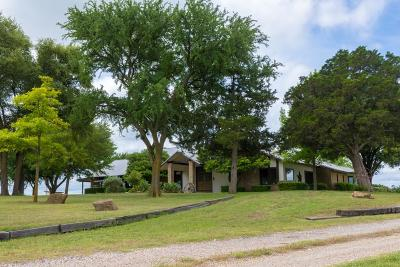 Waxahachie Farm & Ranch For Sale: 3411 Old Maypearl Road