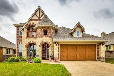 Aubrey Single Family Home For Sale: 729 Marietta Lane