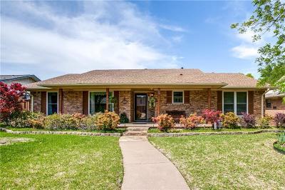 Richardson Single Family Home For Sale: 1312 Chickasaw Drive