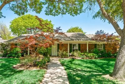 Plano Single Family Home For Sale: 1617 Westlake Drive