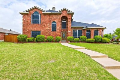 Murphy Single Family Home Active Option Contract: 320 Hillglen Drive