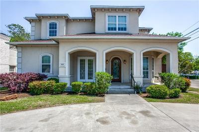 Dallas Single Family Home For Sale: 7202 Robin Road