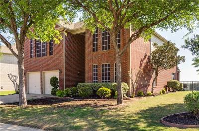 Fort Worth Single Family Home For Sale: 5750 Walnut Creek Drive