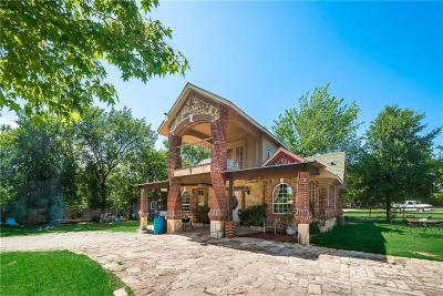 Mansfield Single Family Home Active Option Contract: 7787 Oak Drive