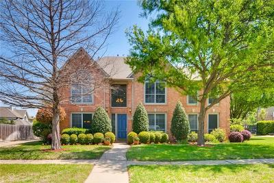 Southlake Single Family Home Active Option Contract: 107 Waterford Drive