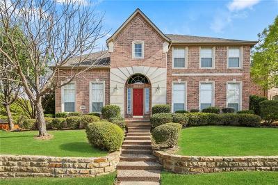 Highland Village Single Family Home For Sale: 3384 Castlewood Boulevard