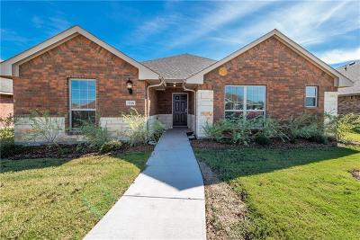 Waxahachie Single Family Home For Sale: 538 Cottonview Drive