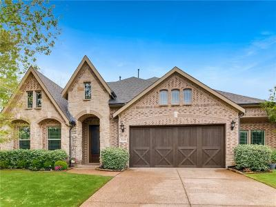 McKinney Single Family Home Active Option Contract: 7609 Thistledown Drive