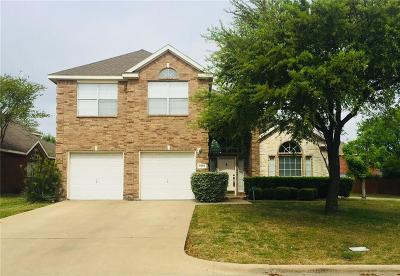 Rowlett Single Family Home For Sale: 7809 Troon Drive