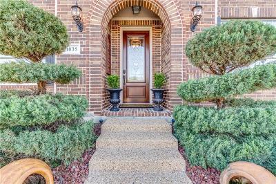 Rockwall Single Family Home For Sale: 1035 Pinehurst Drive