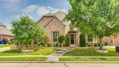 Carrollton Single Family Home For Sale: 4420 Fairway Drive