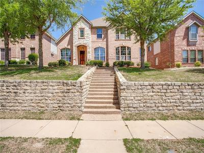 Rockwall Single Family Home For Sale: 1391 Misty Cove