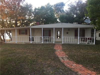 Brownwood Single Family Home For Sale: 7228 Emerald Drive