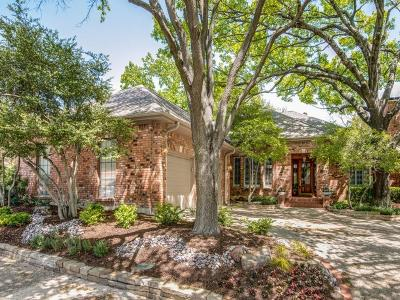 Single Family Home Active Option Contract: 6667 Crestway Court