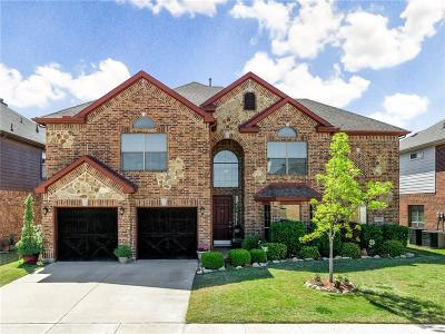 Fort Worth Single Family Home For Sale: 6925 Fools Gold Drive