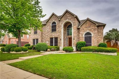 Richardson Single Family Home For Sale: 3005 Springbranch Drive
