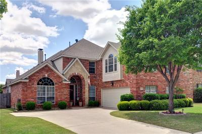 Keller Single Family Home For Sale: 1114 Dripping Springs Drive