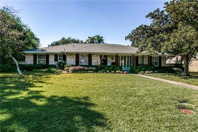 Single Family Home For Sale: 7910 Hillfawn Circle