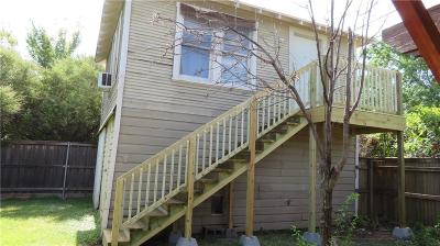 Residential Lease For Lease: 2241 W Rosedale Street S #GUEST