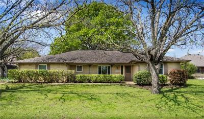 Single Family Home For Sale: 2825 E Parker Road