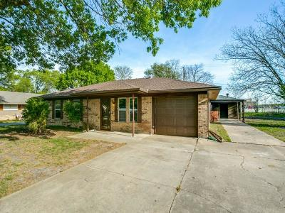 Anna TX Single Family Home Active Option Contract: $159,900
