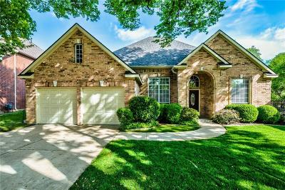 Flower Mound Single Family Home Active Option Contract: 3408 Diamond Point Drive
