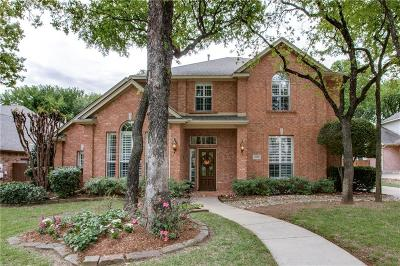 Flower Mound Single Family Home For Sale: 4209 Liberty