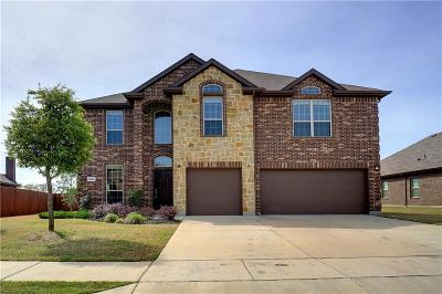 Fort Worth Single Family Home For Sale: 3000 Saddle Creek Drive
