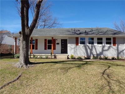 Single Family Home For Sale: 2953 Dothan Lane