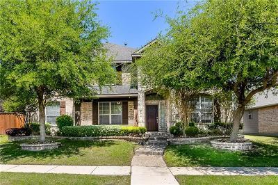 Mckinney Single Family Home For Sale: 6416 Diamond Drive