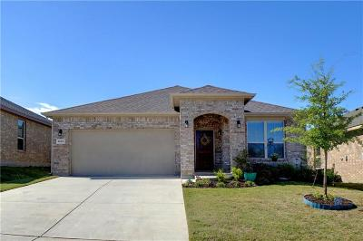 Fort Worth Single Family Home For Sale: 3956 Tule Ranch Road