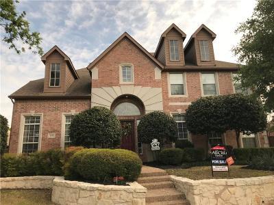 Single Family Home For Sale: 2101 Broken Bend Lane