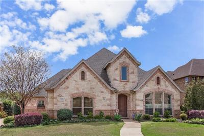 Southlake Single Family Home For Sale: 1641 Tuscan Ridge Circle